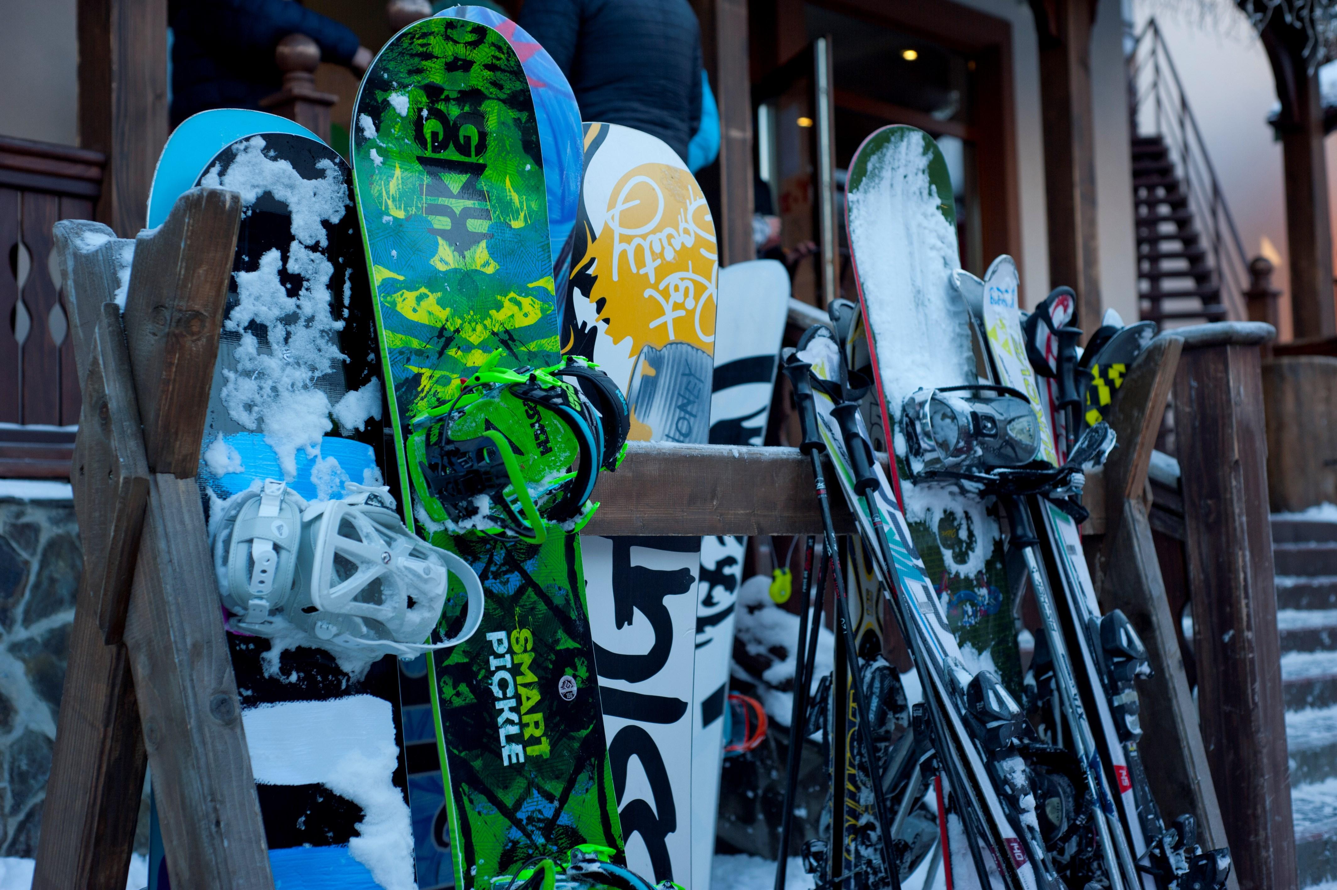 Twintig procent meer ski's gestolen op wintersport