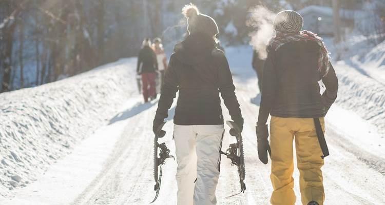 Veilig en zonder boete op weg naar de wintersport!